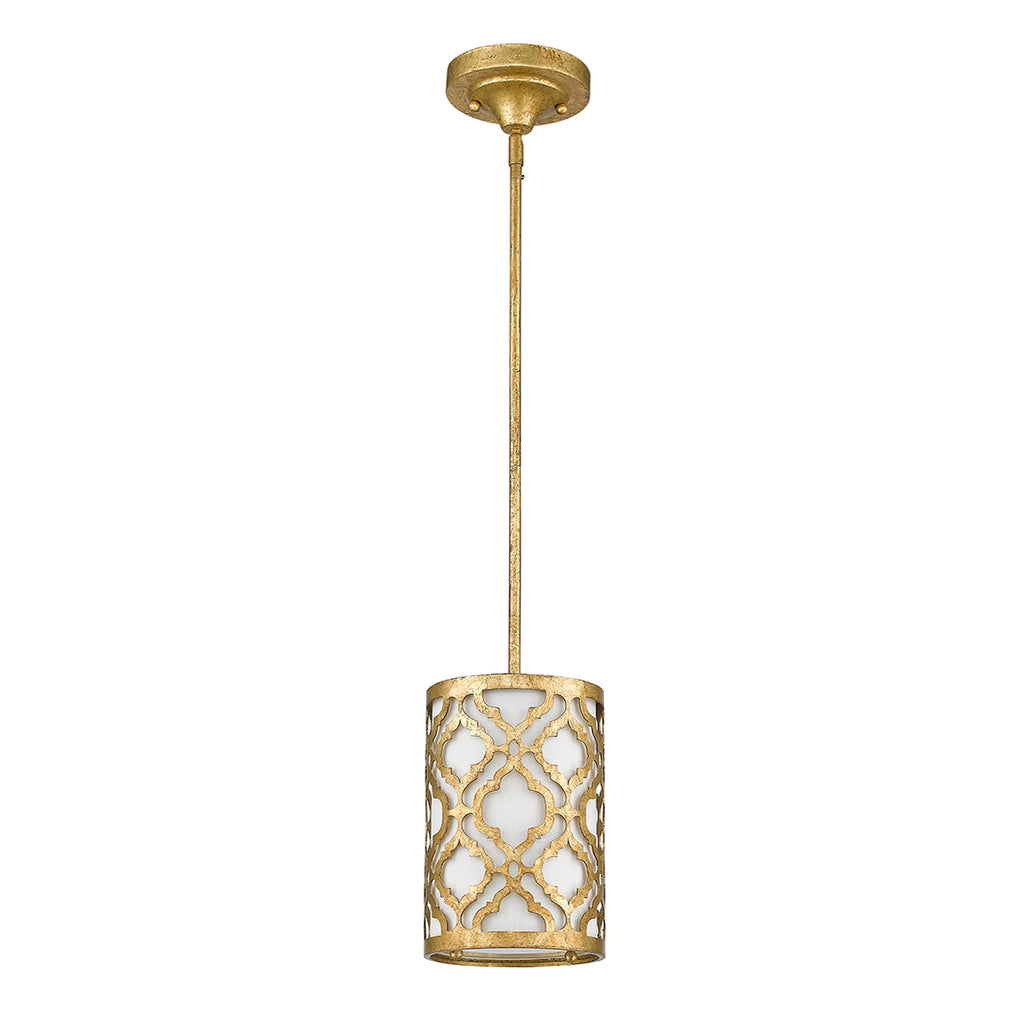 Arabella Duo-Mount Mini Pendant - Dashing Trappings