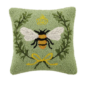 Queen Bee Hook Pillow