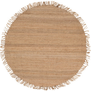 Jute Natural Rug - Dashing Trappings