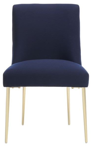 Nolita Dining Chair, Safavieh, Gray, Blue, Off White