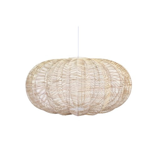 Cabo Pendant, Medium, Mainly Baskets, Dashing Trappings