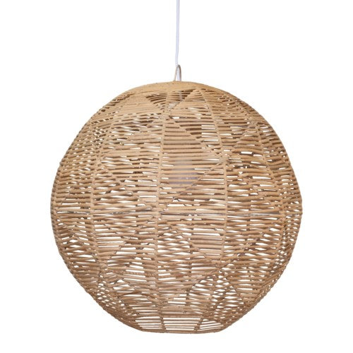 St. Pete Pendant, Mainly Baskets, Lighting, Dashing Trappings