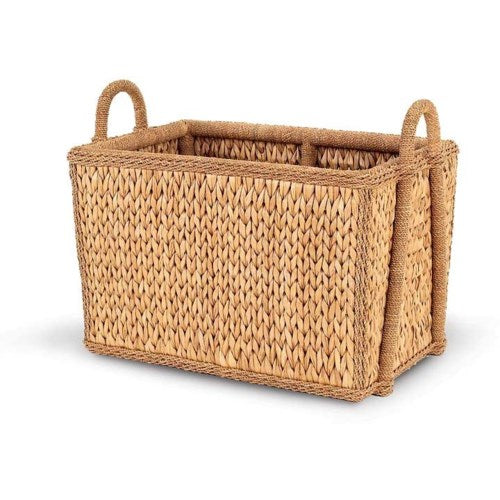Sweater Weave Mud Room Basket, Mainly Baskets, Dashing Trappings