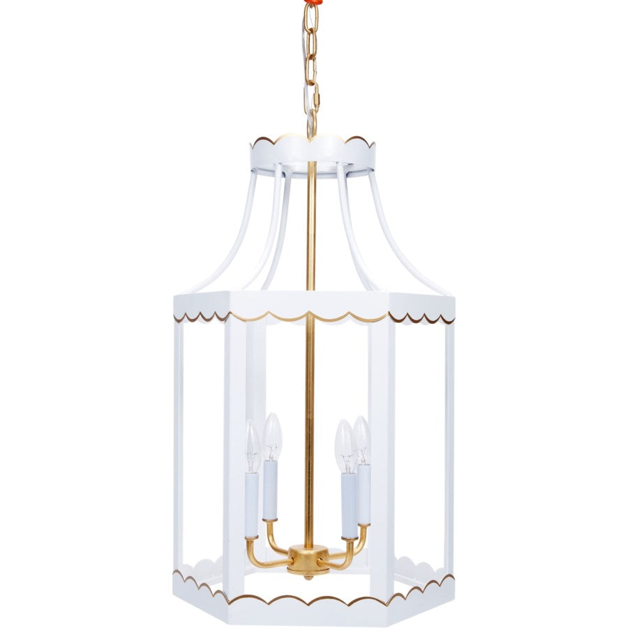 Eloise Gold Lantern - Dashing Trappings, CAIT KIDS: Cece Scalloped Lantern