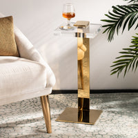 Mars Acrylic Drink Table - Dashing Trappings
