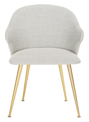 Edmond Linen Blend Arm Chair - Dashing Trappings