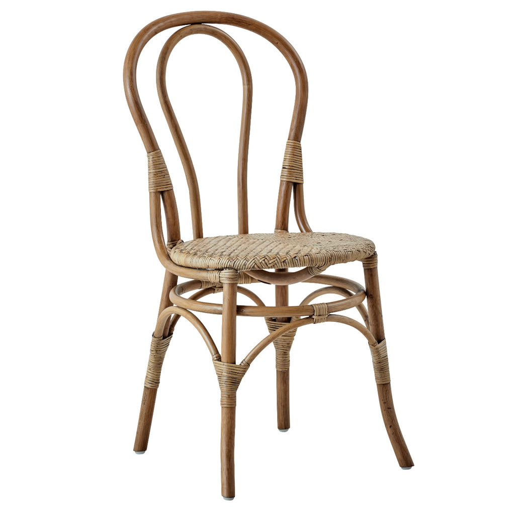 Lulu Bistro Chair, Sika Design USA, Rattan