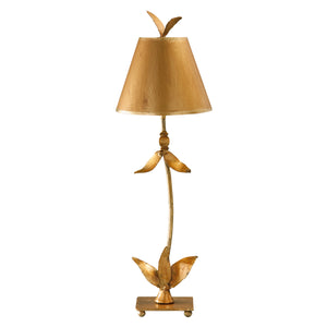 Red Bell Table Lamp - Dashing Trappings