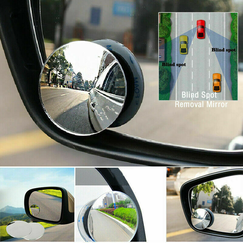 Blind Spot Removal Mirror
