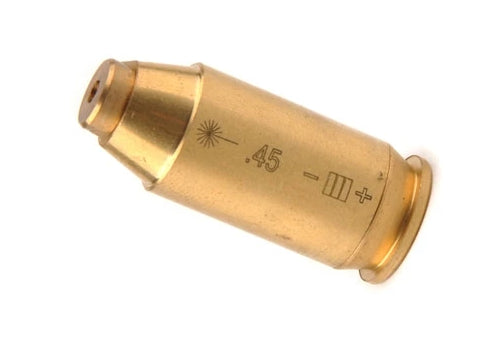 Laser Bore Sighter Red Dot Sight Brass Cartridge Bore Sighter Caliber