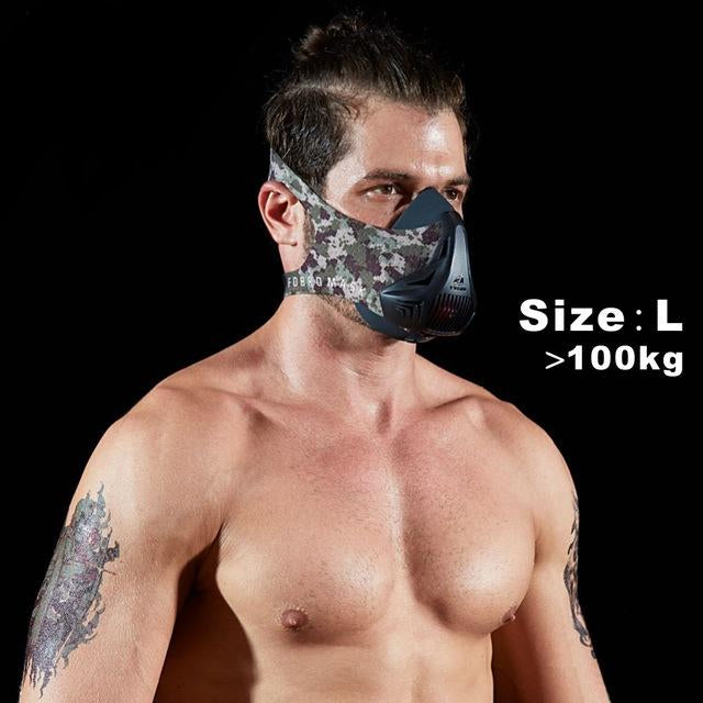 HIGH ALTITUDE WORKOUT MASK 3.0