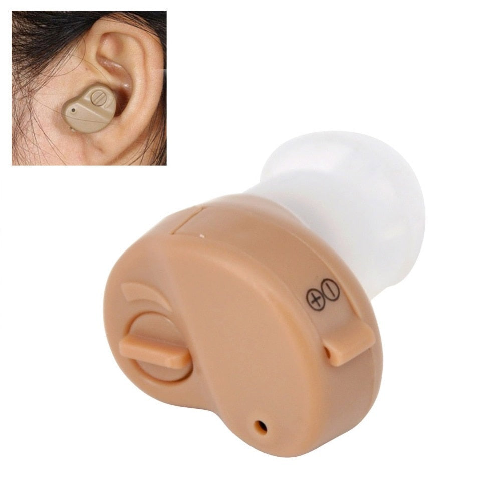 Limited Edition Invisible Premium Hearing Aid