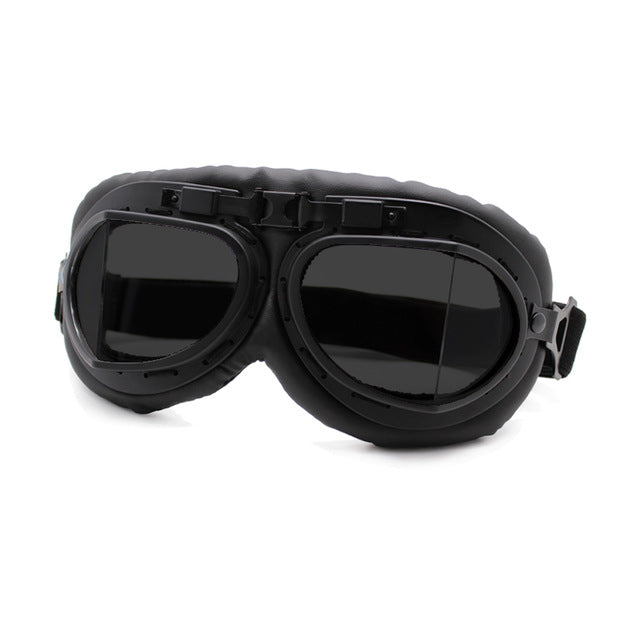 Limited Edition Vintage Motorcycle Goggles