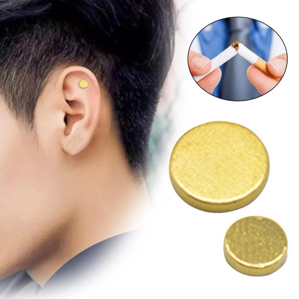 Magnet Anti-Smoking Acupuncture Patch