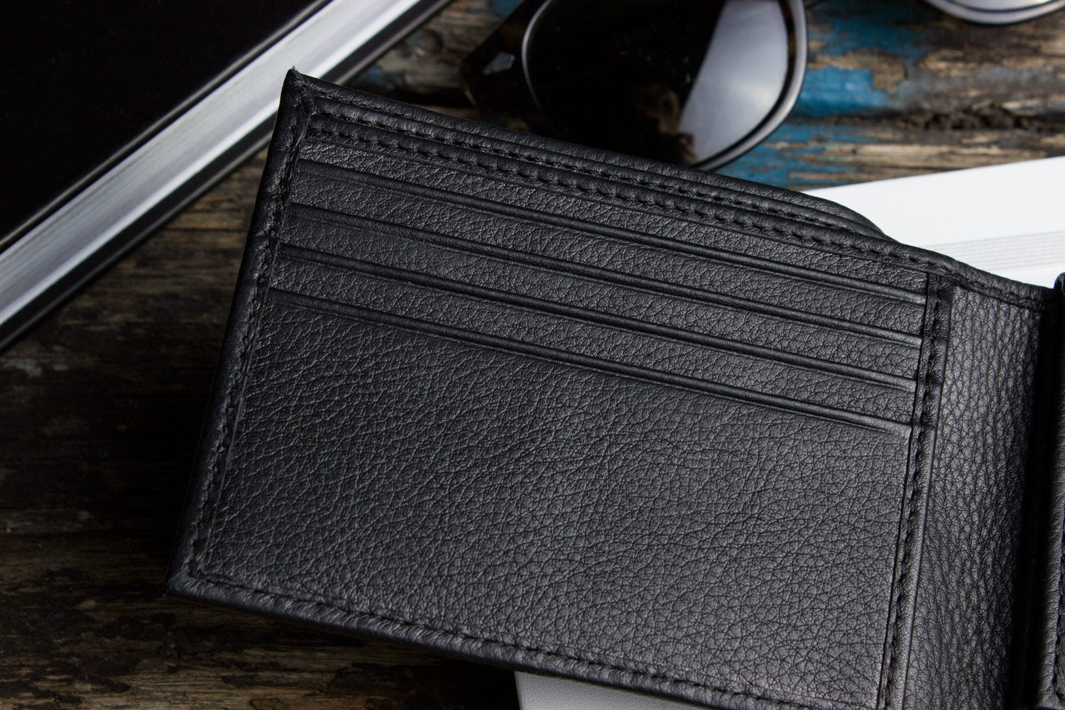 Traditional Bifold Wallet