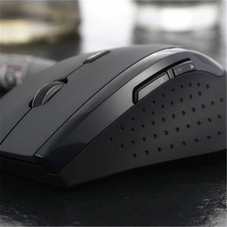 2.4GHz Wireless Optical Gaming Mouse Mice For