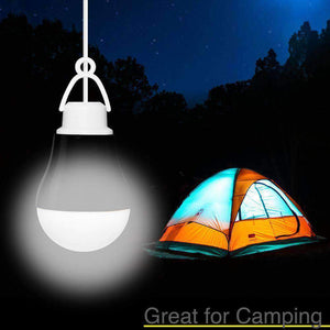 USB LED Portable Light Bulb For Camping, Emergency