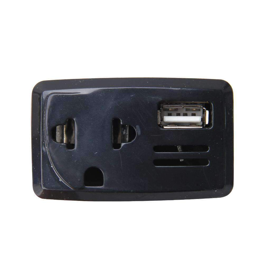 Mobile Power & USB Connector Car Adapter Converter