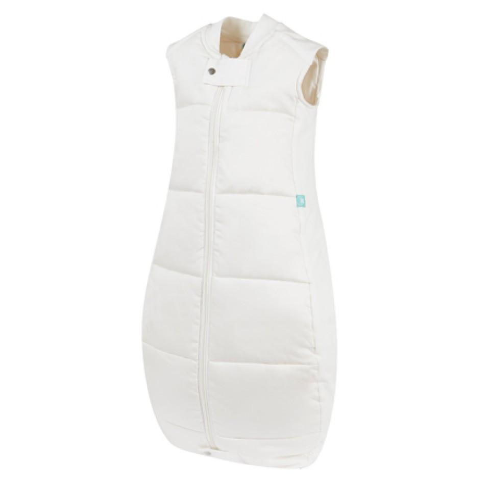ErgoPouch Winter Baby Sleeping Bag (3.5 tog) - White