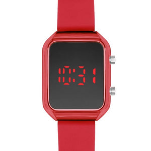 Aluminum Alloy LED Wrist Watch - Huambo