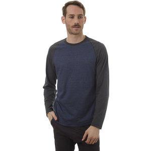Steve Long Sleeve Raglan Tee