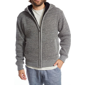 Colton Zip Up Sweater
