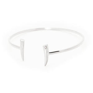 Sparkling Horns Bangle
