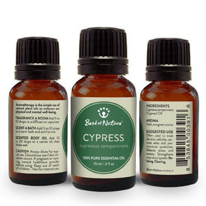 Cypress - 100% Pure Essential Oils