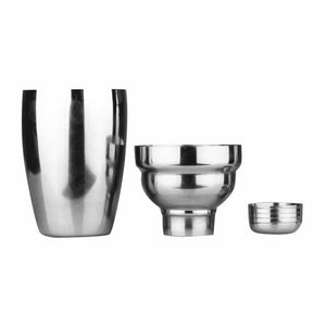 Stainless Steel Cocktail Bar Shaker - Set of 5
