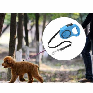 Pet Retractable Leash Automatic Extending Pet