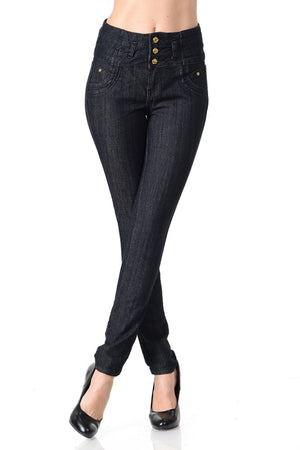 Crocker Women's Jeans - Push Up - G177HW