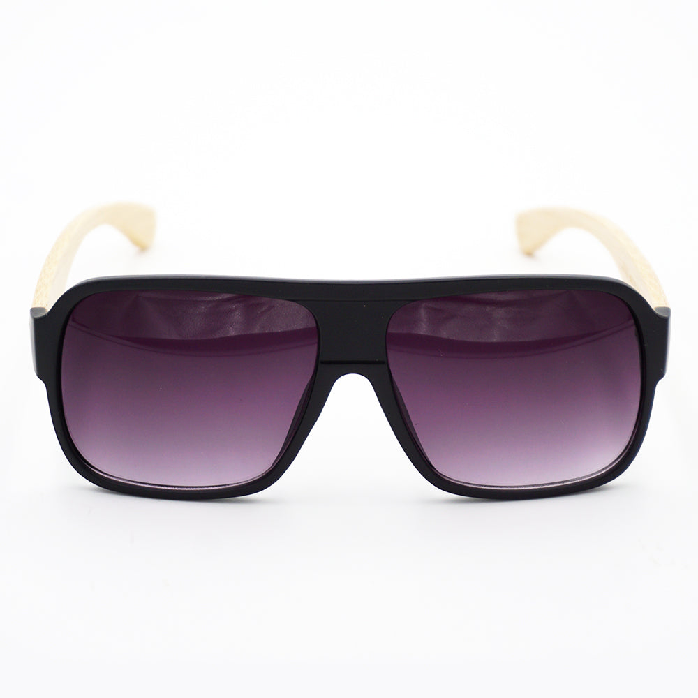 BAM Matter Shield Bamboo Sunglasses
