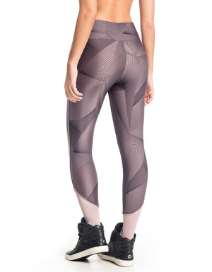 PRINTED TENDU LEGGINGS