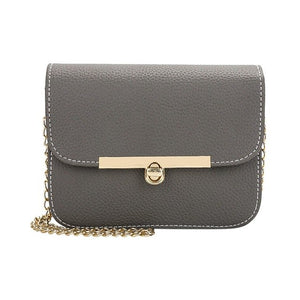 Women's Gold Chain Purse - Available in Many Colors