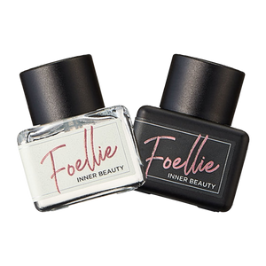 Foellie Women's Underwear Perfume - Inner Beauty - Rose & Peach Scent