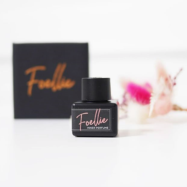 Foellie Women's Inner Perfume - Floral Rose Scent