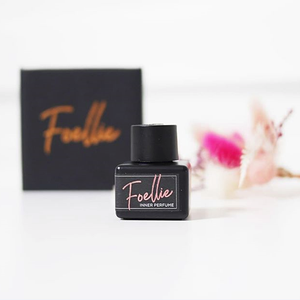 Foellie Women's Underwear Perfume - Inner Beauty - Floral Rose Scent