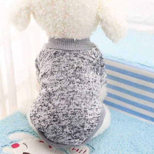 Pet Dog Winter Sweater - Available in Many Sizes and Colors