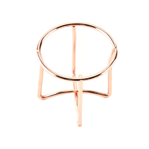 Rose Gold Beauty Blender Holder Stand