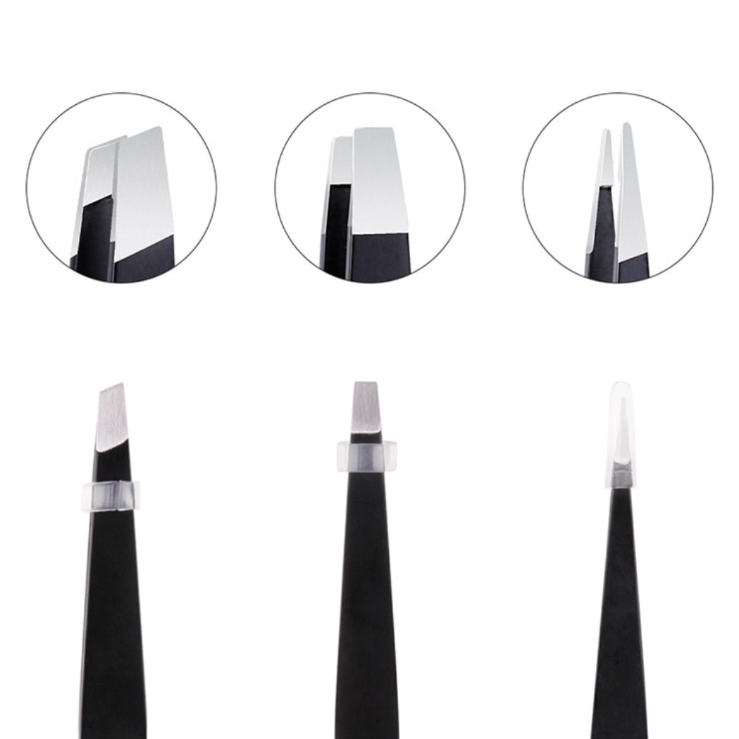 High Quality Expert Precision Tweezer Case Set