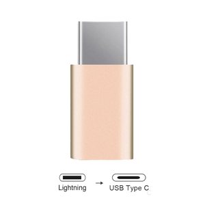 Lightning (iPhone) to Type-C (Macbook) Adapter