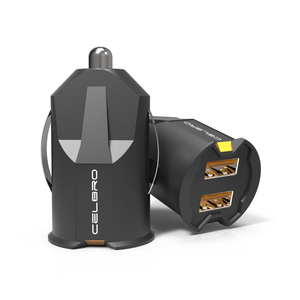 Ultra Mini Dual USB Car Charger
