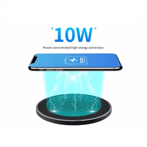 10W Fast Wireless Charge Pad - Available in Many Colors