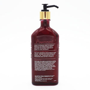 Aromatherapy Peppermint Body Lotion