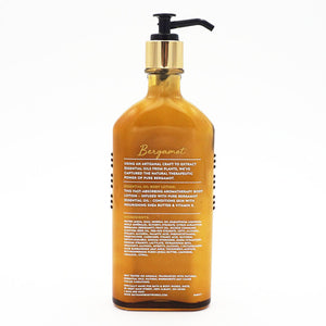 Aromatherapy Bergamot Body Lotion