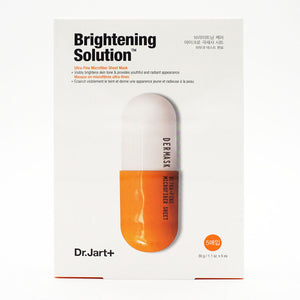 Dr.Jart+ Brightening Solution Sheet Face Masks
