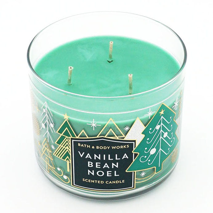 Bath & Body Works Vanilla Bean Noel Candle