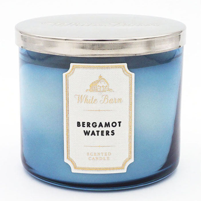 White Barn Bergamot Waters Candle