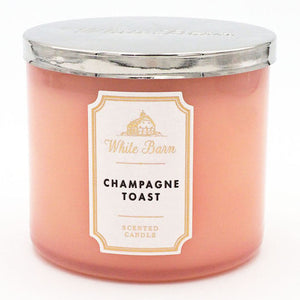 White Barn Champagne Toast Candle