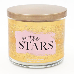 Bath & Body Works In The Stars Candle